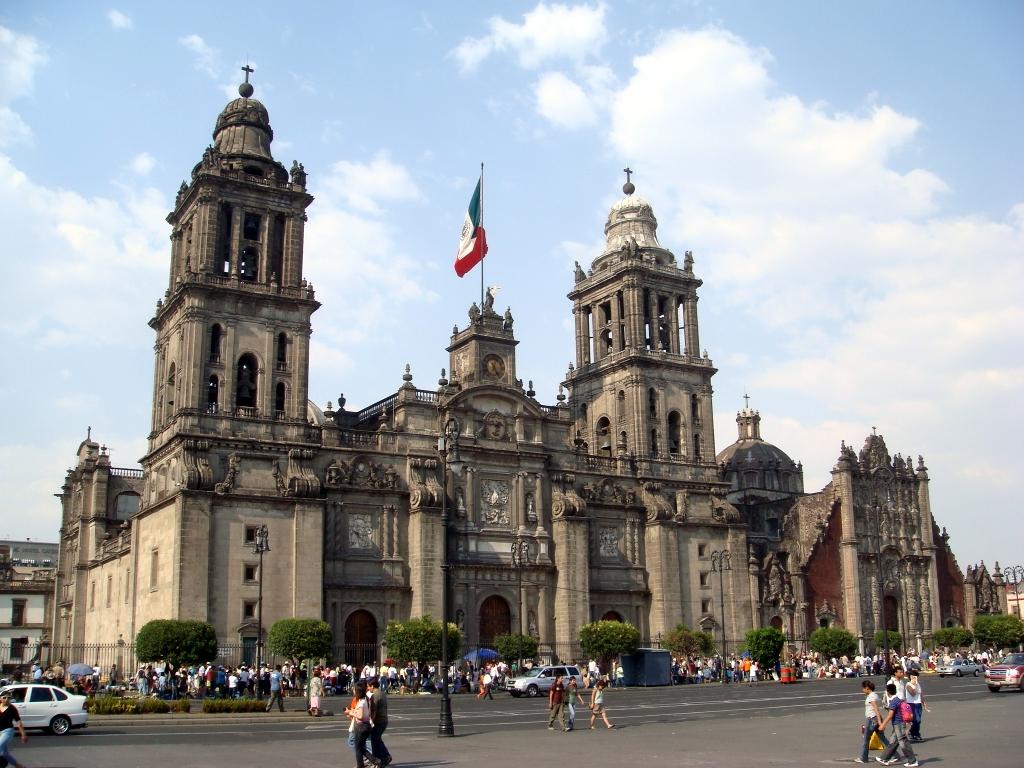 Centro Cultural De Espana Mexico City
